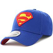 /achat-casquettes-de-baseball/superman-casquette-logo-superman-bleu-marine-rouge-123451.html
