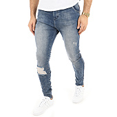 /achat-jeans/siksilk-jean-slim-acid-fight-hareems-bleu-denim-124229.html