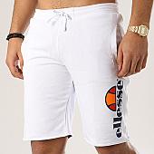 /achat-shorts-jogging/ellesse-short-jogging-molleton-blanc-125109.html
