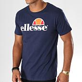 /achat-t-shirts/ellesse-tee-shirt-uni-bleu-marine-125115.html