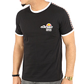 /achat-t-shirts/ellesse-tee-shirt-bande-noir-125121.html