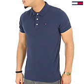 /achat-polos-manches-courtes/tommy-hilfiger-polo-manches-courtes-original-4266-bleu-marine-125130.html