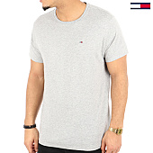 /achat-t-shirts/tommy-hilfiger-jeans-tee-shirt-original-4411-gris-chine-125156.html