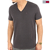 /achat-t-shirts/tommy-hilfiger-jeans-tee-shirt-original-triblend-4412-gris-anthracite-125161.html