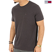 /achat-t-shirts/tommy-hilfiger-jeans-tee-shirt-original-triblend-4413-gris-anthracite-125165.html