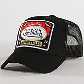 /achat-trucker/von-dutch-casquette-trucker-blacky-noir-125418.html