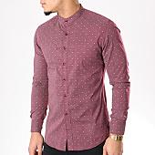 /achat-chemises-manches-longues/classic-series-chemise-manches-longues-m292-bordeaux-125663.html