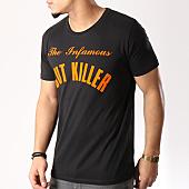 /achat-t-shirts/cut-killer-tee-shirt-the-infamous-noir-orange-125958.html