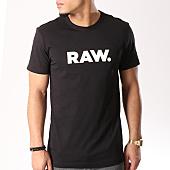 /achat-t-shirts/g-star-tee-shirt-holorn-d08512-8415-noir-125889.html