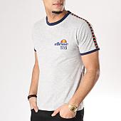 /achat-t-shirts/ellesse-tee-shirt-bande-gris-chine-126337.html