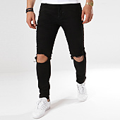 /achat-jeans/lbo-jean-skinny-troue-72215-2-noir-126713.html