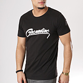 /achat-t-shirts/ah2-tee-shirt-logo-grenadine-noir-blanc-127217.html