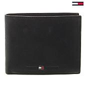 /achat-portefeuilles/tommy-hilfiger-jeans-portefeuille-johnson-trifold-0665-noir-127341.html