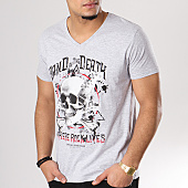 /achat-t-shirts/crossby-tee-shirt-back-liquor-gris-chine-127573.html