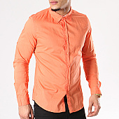 /achat-chemises-manches-longues/crossby-chemise-manches-longues-willy-corail-127586.html