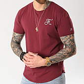 /achat-t-shirts-longs-oversize/final-club-tee-shirt-premium-fit-avec-broderie-003-bordeaux-127943.html