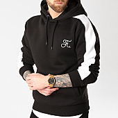 /achat-sweats-capuche/final-club-sweat-capuche-premium-fit-avec-bande-et-broderie-040-noir-127960.html