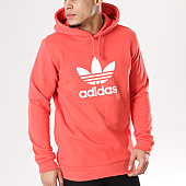 /achat-sweats-capuche/adidas-sweat-capuche-trefoil-cx1899-rose-blanc-127994.html