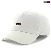 /achat-casquettes-de-baseball/tommy-hilfiger-jeans-casquette-flag-0068-blanc-127986.html