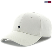 /achat-casquettes-de-baseball/tommy-hilfiger-jeans-casquette-classic-bb-aw0aw05080-blanc-127987.html
