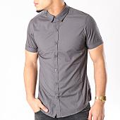 /achat-chemises-manches-courtes/brave-soul-chemise-manches-courtes-69monbassa-gris-anthracite-128759.html