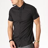 /achat-chemises-manches-courtes/brave-soul-chemise-manches-courtes-69monbassa-noir-128760.html