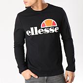 /achat-t-shirts-manches-longues/ellesse-tee-shirt-manches-longues-grazie-noir-128813.html