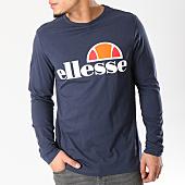 /achat-t-shirts-manches-longues/ellesse-tee-shirt-manches-longues-grazie-bleu-marine-128815.html