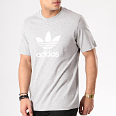 /achat-t-shirts/adidas-tee-shirt-trefoil-cy4574-gris-chine-blanc-129197.html