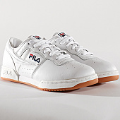 /achat-baskets-basses/fila-baskets-original-fitness-1vf80172-white-navy-red-129246.html
