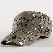 /achat-casquettes-de-baseball/jeune-riche-casquette-zongo-vert-kaki-129320.html