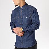 /achat-chemises-manches-longues/produkt-chemise-en-jean-manches-longues-dek-next-western-bleu-brut-129338.html