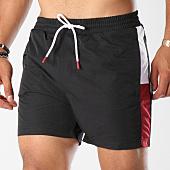 /achat-maillots-de-bain/lbo-maillot-de-bain-tricolore-387-noir-blanc-bordeaux-129339.html