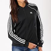 /achat-vestes/adidas-veste-zippee-femme-sst-ce2397-noir-129498.html