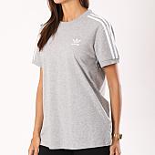 /achat-t-shirts/adidas-tee-shirt-femme-3-stripes-cy4982-gris-chine-blanc-130177.html