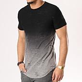 /achat-t-shirts-longs-oversize/john-h-tee-shirt-oversize-1829-noir-degrade-gris-130180.html