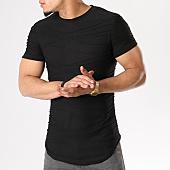 /achat-t-shirts-longs-oversize/john-h-tee-shirt-oversize-1831-noir-130231.html