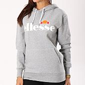 /achat-sweats-capuche/ellesse-sweat-capuche-femme-torices-gris-chine-130689.html