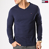 /achat-pulls/tommy-hilfiger-jeans-pull-tjm-original-4402-bleu-marine-130488.html