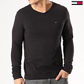 /achat-pulls/tommy-hilfiger-jeans-pull-tjm-original-4402-noir-130491.html