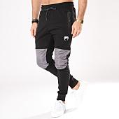 /achat-pantalons-joggings/venum-pantalon-jogging-laser-noir-gris-130889.html