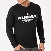 /achat-sweats-col-rond-crewneck/alrima-sweat-crewneck-fuego-noir-131596.html
