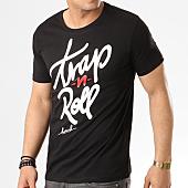 /achat-t-shirts/kpoint-tee-shirt-trap-n-roll-noir-131532.html