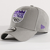 /achat-casquettes-de-baseball/new-era-casquette-the-league-nba-sacramento-kings-gris-131399.html