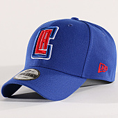 /achat-casquettes-de-baseball/new-era-casquette-the-league-nba-los-angeles-clippers-bleu-roi-131410.html