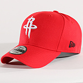 /achat-casquettes-de-baseball/new-era-casquette-the-league-nba-houston-rockets-rouge-131412.html
