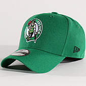 /achat-casquettes-de-baseball/new-era-casquette-the-league-nba-boston-celtics-vert-131414.html