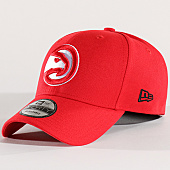 /achat-casquettes-de-baseball/new-era-casquette-the-league-nba-atlanta-hawks-rouge-131415.html