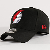 /achat-casquettes-de-baseball/new-era-casquette-the-league-nba-portland-trail-blazers-noir-131418.html