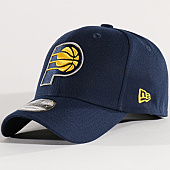 /achat-casquettes-de-baseball/new-era-casquette-the-league-nba-indiana-pacers-bleu-marine-131422.html